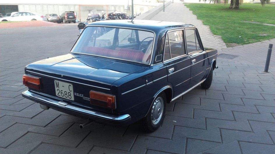 Julio Iglesias tuvo en su poder este coche durante cuatro años, hasta 1976.