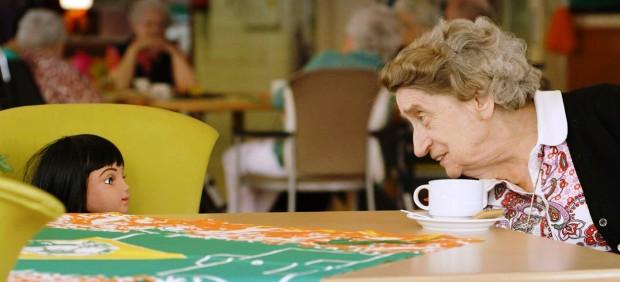 Sander Burger, 'Alice Cares', 2015, Film still