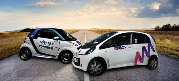 Car2Go vs. emov