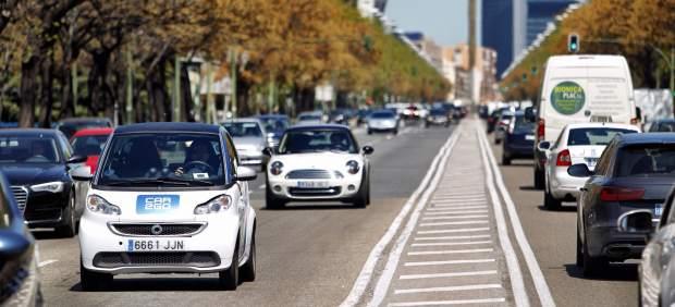 Car2Go en Madrid