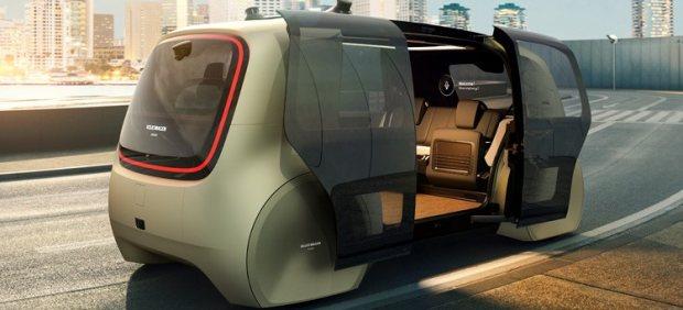 Sedric, el coche autónomo de Volkswagen
