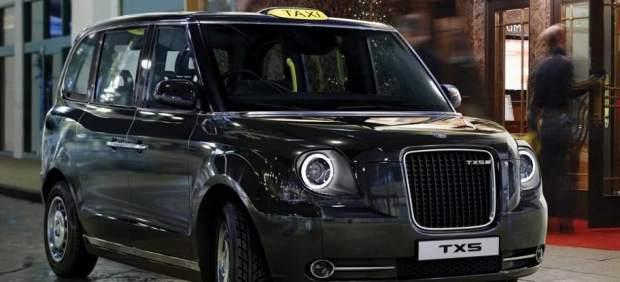 El nuevo taxi de Londres.