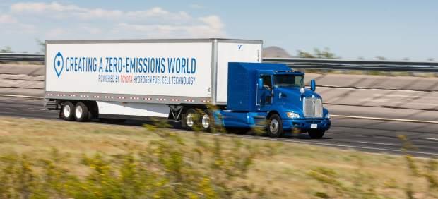 Camión sin emisiones