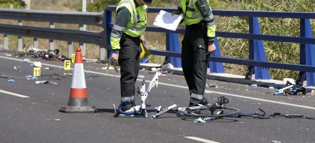 Accidente de Oliva