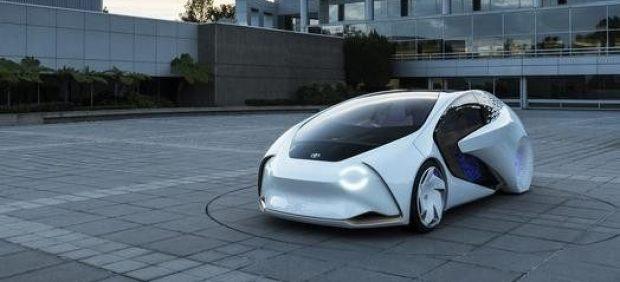El coche autónomo de Toyota