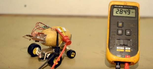 Patata autónoma