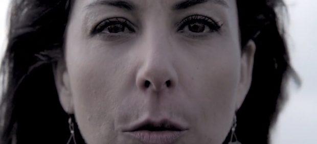 Anna González, protagonista de la campaña de la DGT