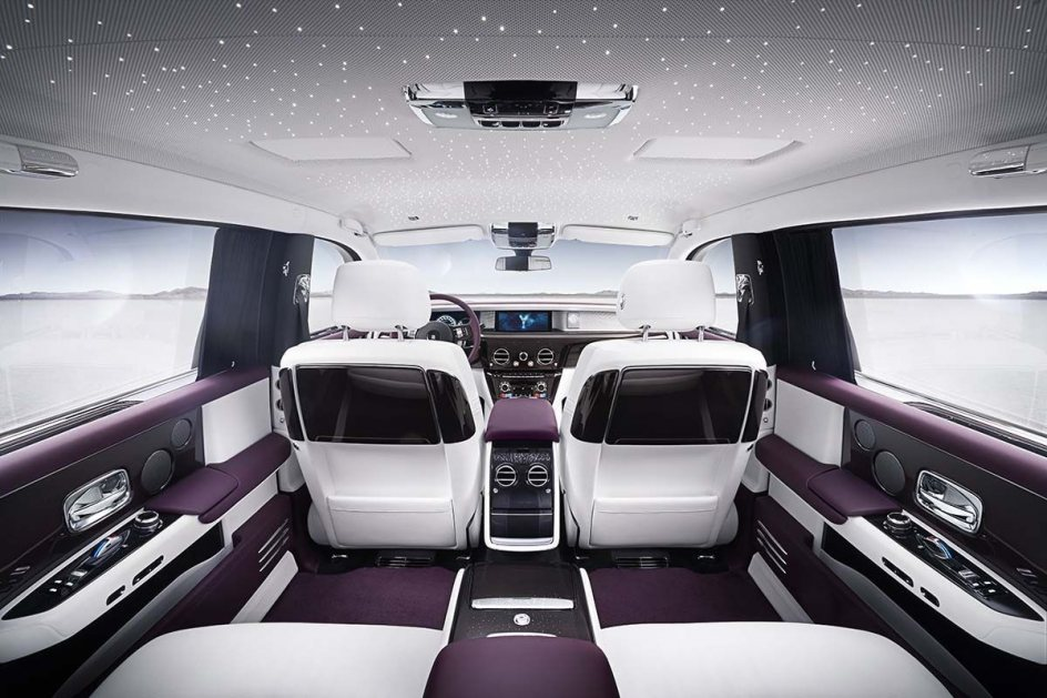 Interior del Phantom