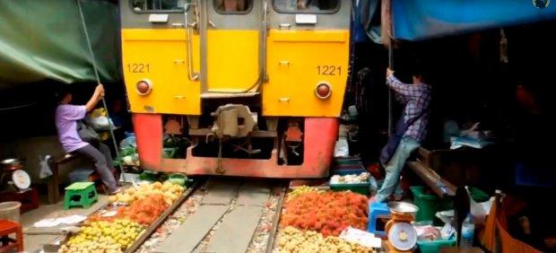 Ferrocarril de Maklong (Tailandia)