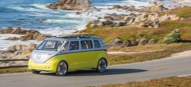 Nueva furgoneta de Volkswagen