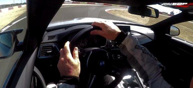 Cómo coger correctamente el volante