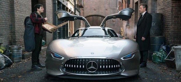 Nuevo Mercedes-Benz que utilizará Batman