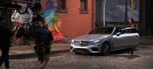 Mercedes-Benz AMG Clase E descapotable