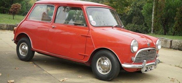 Austin Mini de 1959