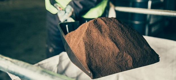 Café como combustible alternativo para autobuses