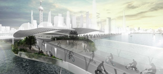Hyperloop para vehículos de dos ruedas