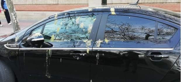 Excrementos de pájaros, resina… Cómo luchar contra las manchas más difíciles del coche
