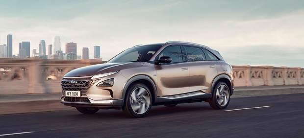 Ni diésel ni eléctrico: así es el nuevo coche de Hyundai propulsado por hidrógeno.