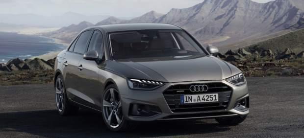 Híbrido y hasta 347 caballos: estos son los detalles del nuevo Audi A4