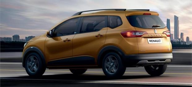 ¿Buscas un coche grande? Llega el Renault Triber con siete plazas.