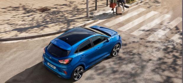 SUV y microhíbrido: estas son las novedades del Ford Puma