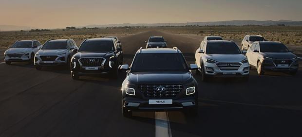 Así es Venue, el nuevo SUV de Hyundai