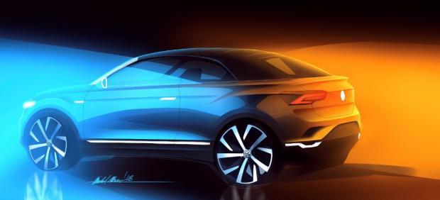 Volkswagen presenta el T-Roc Cabrio