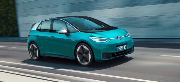 Volkswagen desvela la imagen del ID3, su primer coche 100% eléctrico