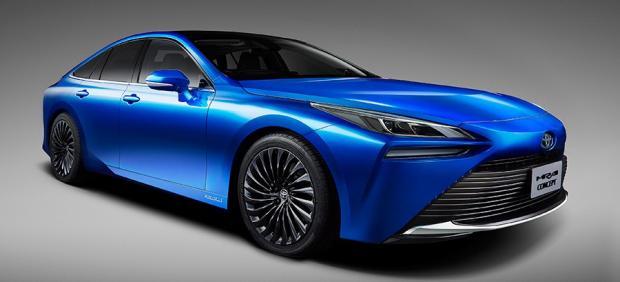 Más eficiente y elegante, así es el nuevo Toyota Mirai propulsado por hidrógeno