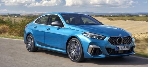 Así será el nuevo Serie 2 Gran Coupé de BMW.